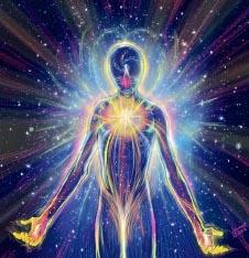 »Življenska energija« se v živem organizmu pretaka po meridianih,  Vir: https://unveiledthought.files.wordpress.com/2015/07/my-life-force.jpg